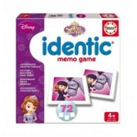 Educa Disney Szófia hercegnő memóriajáték