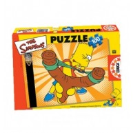 Educa Simpsons puzzle, 100 darabos