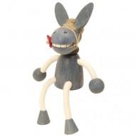 IMP-EX Rugós csacsi fiú figura 3843-12