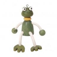 IMP-EX Rugós béka fiú figura 3843-3