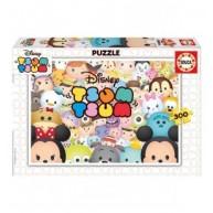 Educa Disney Tsum Tsum puzzle, 300 darabos
