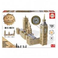 Educa Az angol Parlament és Big Ben 3D puzzle, 156 darabos