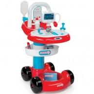 SMOBY játék orvosi kocsi infúzióval hanggal 7 részes 24422