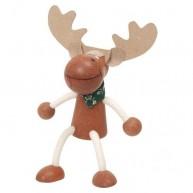 IMP-EX Rugós szarvas fiú figura 3843-61