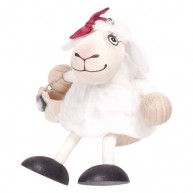 IMP-EX Rugós bárány figura 3843-19