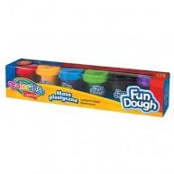 Colorino Kids színes gyurmák 6 x 56g 32049