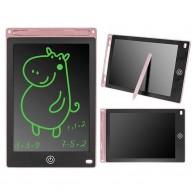 """Digitális rajztábla gyerekeknek rózsaszín tollal - képátló 8.5"""" 8967"""