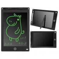 """Digitális rajztábla gyerekeknek fekete tollal - képátló 8.5"""" 8965"""