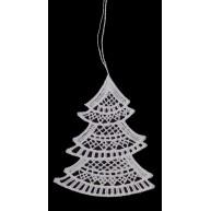 Csipke karácsonyfadísz, karácsonyfa  671590