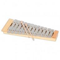 Metalofon 1,5 oktávos hangolt 1234