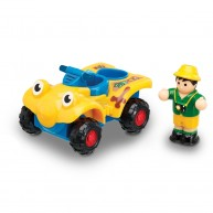 WOW Toys Ralph quadja 1 kiselefánttal 10170