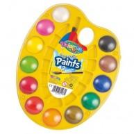 Colorino Kids vízfesték festék palettán 15660