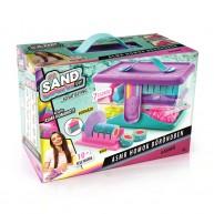 Canal Toys So Sand ASMR mágikus homokkészítő bőröndben SDD015H