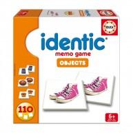 Educa Identic 110 darabos memóriajáték - Tárgyak 16239