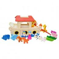 Noé bárkája állatokkal 3721