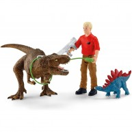 Schleich ® Dinosaurs 41465 Tyrannosaurus Rex befogás