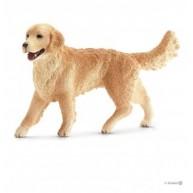 Schleich 16395 Golden retriver kutya figura