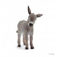 Schleich 13746 háziállat szamár csikó játékfigura