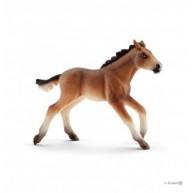 Schleich 13807 Mustang csikó játékfigura