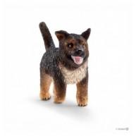 Schleich 16832 Németjuhász kutya kölyök figura