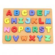 Magasított puzzle ABC tanulás kicsiknek könnyen