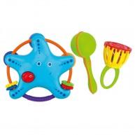 Ks Kids tengeri csillag csörgő játékszett