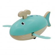 Felhúzható kék bálna fürdőjáték 6196-B