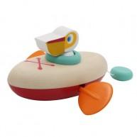 Lendkerekes mini kenu, pelikán fürdőjáték 6195-B