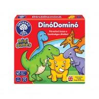 Orchard Toys Mini játék - Dinó dominó