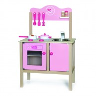 Rózsaszín játékkonyha 5133