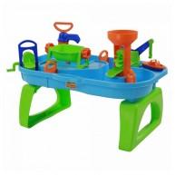 Vízi móka játékasztal kül- és beltéri vizes játék 40909