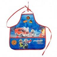 Festőköpeny gyerekeknek Playmobil mintával