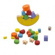 Egyenesúlyozó készségfejlesztő hold játék 5115-A