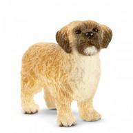 Schleich 13931 Shih Tzu Malteser keverék kutya figura