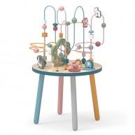 PolarB Golyóvezető asztal állatokkal és formákkal 6164