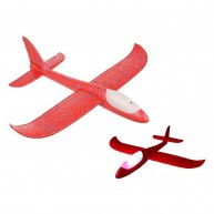 Hungarocell repülő világító pilótafülkével piros 10488