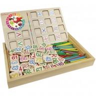Lexibook Fadoboz a matematikai játék, összeadás-kivonás, szorzás-osztás, kisebb-nagyobb fogalmak