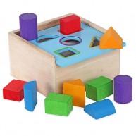 Mentari formakereső doboz kék tetővel 5911