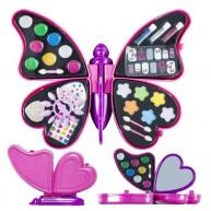 Pillangó formájú óriás játék sminkes készlet 10763