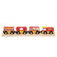 Tűzoltó vonat szerelvény 5910