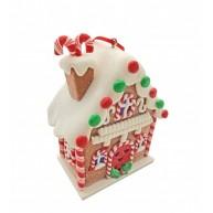 Mézeskalács házikó karácsonyfa dísz 141853