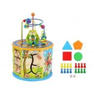 Készségfejlesztő játék 8 in 1 komplex játék gyerekeknek 7711