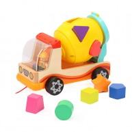 Top Bright játék betonkeverő formakereső fajáték 5160