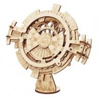 Rokr 3D modell naptár lézervágott LK201