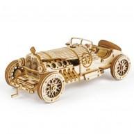 Rokr 3D Grand Prix V8 versenyautó modell 1:16 220db-os lézervágott modell MC401