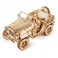 3D modell katonai terepjáró 369db-os MC701