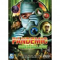 Pandemic Szükségállapot társasjáték kiegészítő 13 éves kortól