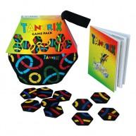 Tantrix kezdő logikai társasjáték 56db-os 6 éves kortól