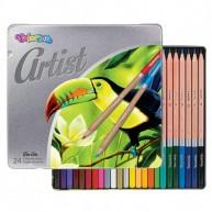 Colorino Artist színes ceruzák 24db-os készlet 83263