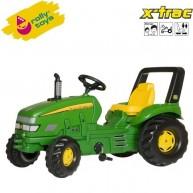 Rolly Toys pedálos traktor gyerekeknek X-Trac John Deere 035632